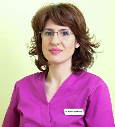 dr. Roxana Ştefănescu