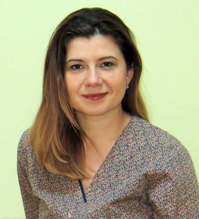 dr. Alexandra Dragomir